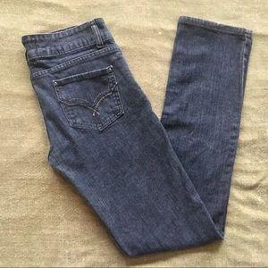 Excellent U Jeans Collection dark wash jeans